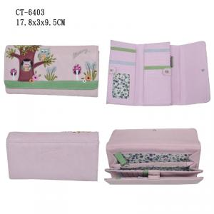 Lady's Wallet CT-6403