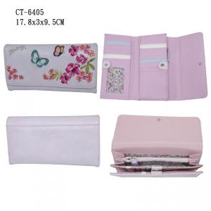 Lady's Wallet CT-6405
