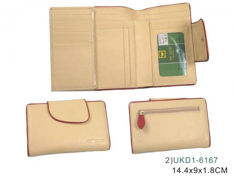 Female wallet UKD1-6167